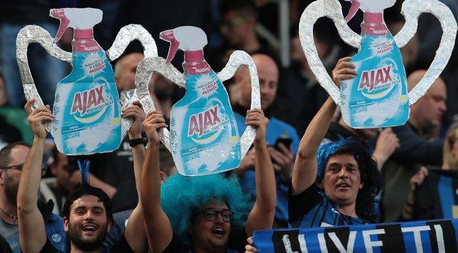 Фанаты Интера хитом Бритни Спирс поиздевались над Ювентусом из-за вылета из Лиги чемпионов