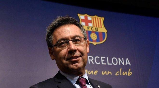 """""""Буде дуже важко"""", – Бартомеу оголосив ціль Барселони на фініш сезону"""