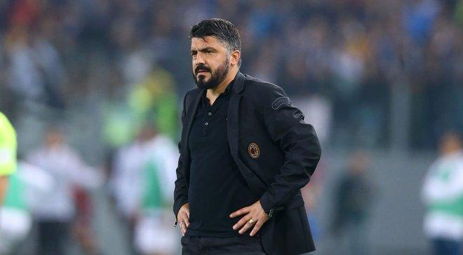 Гаттузо назвал несчастным случаем поражение Милана от Торино