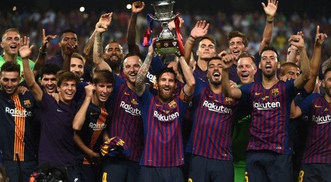 Суперкубок Испании официально изменил формат, теперь в нем будут играть 4 команды – известны первые участники