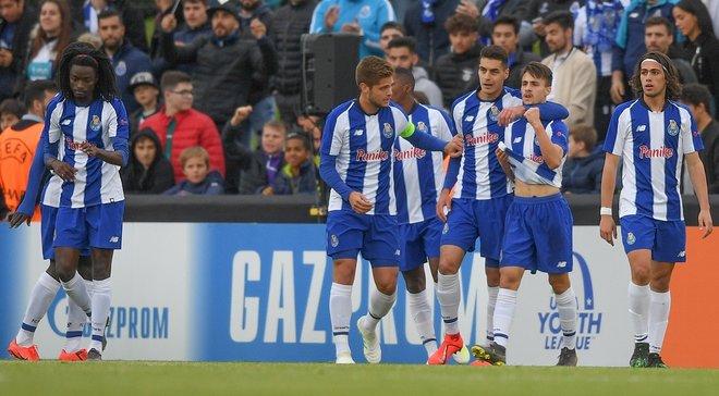 Порту U-19 легко обіграв Челсі і вперше в історії став переможцем Юнацької ліги УЄФА