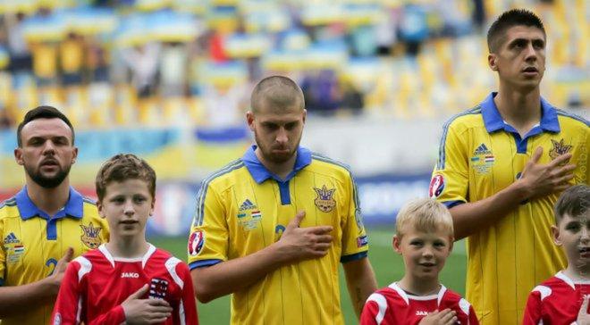 Пятов розповів, чому Ракицький не співав гімн України