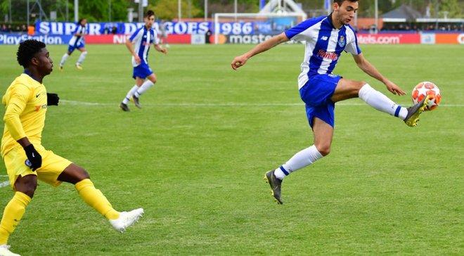Відеоогляд фіналу Юнацької ліги УЄФА – Порту U-19 – Челсі U-19 – 3:1