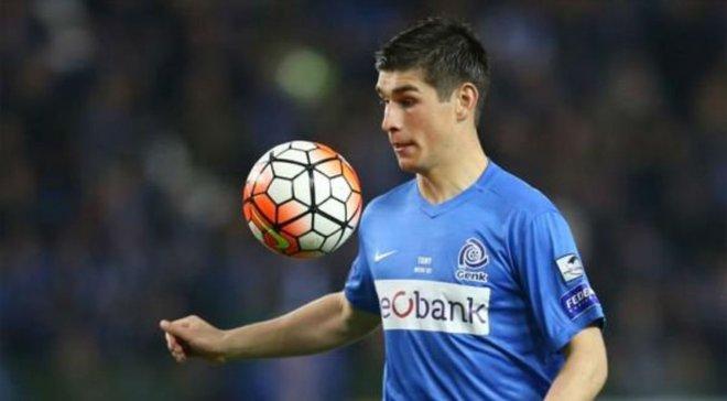 Маліновський претендує на звання найкращого гравця року в Бельгії