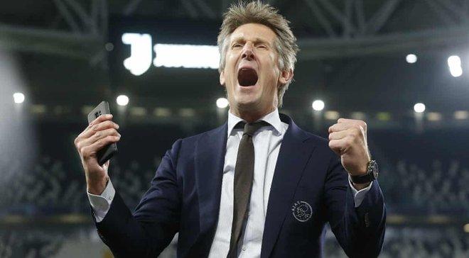 Ван дер Сар заявив, що Аякс не буде продавати усіх своїх лідерів