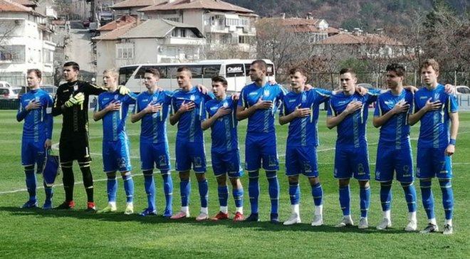 Украина U-18 – Турция U-18: прямая трансляция матча