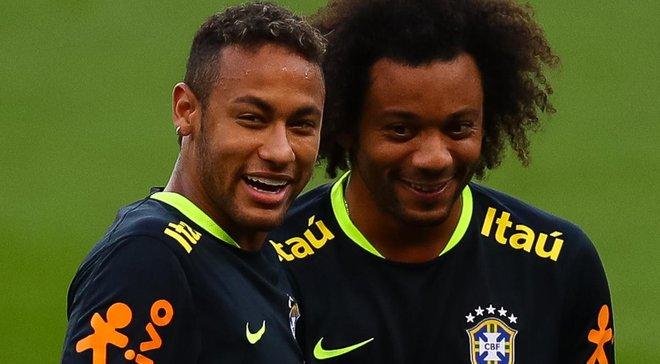 Неймар повідомив Марсело, що хоче грати за Реал, – ЗМІ