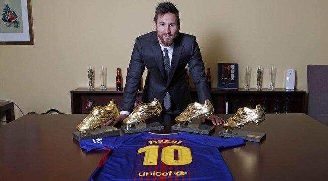 Месси получит одну из самых престижных наград Каталонии – аргентинец станет в один ряд с легендарным Кройфом