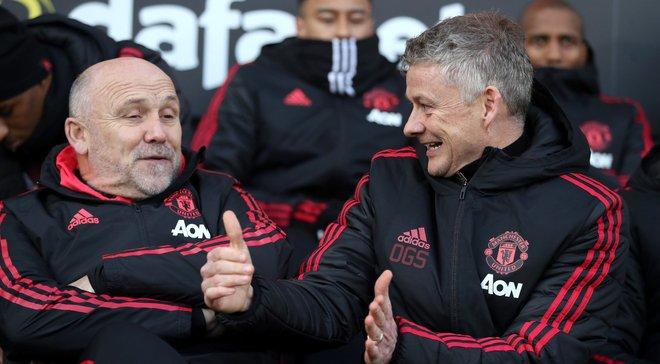 Сульшер назвал своего фаворита на должность спортивного директора Манчестер Юнайтед