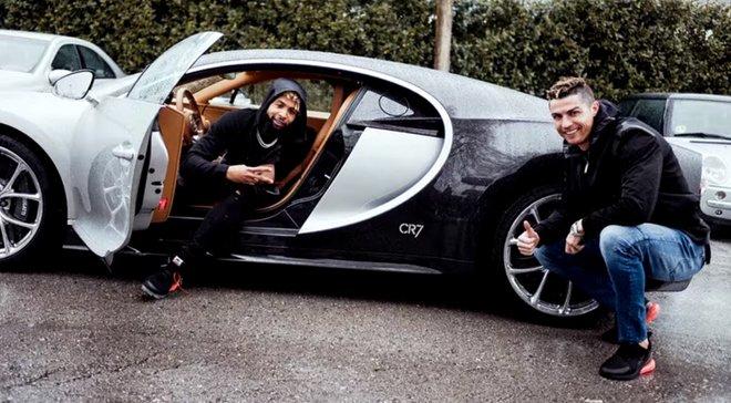 Роналду приобрел самый дорогой автомобиль в мире