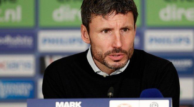Ван Боммель может возглавить Милан – нидерландец проводит дебютный сезон в статусе тренера