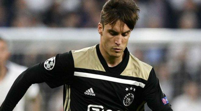Аякс продовжив контракт із Тальяфіко – ним цікавиться Реал