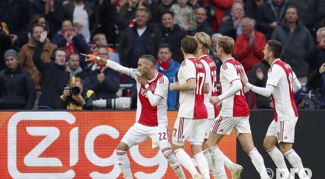 Аякс виграв Кубок Нідерландів, розгромивши колишню команду форварда Динамо