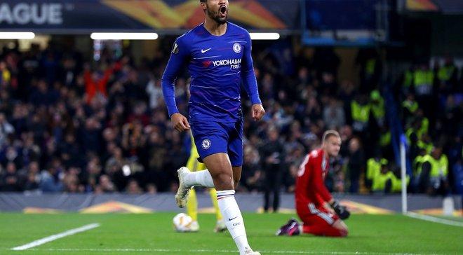 Челси – Айнтрахт – 1:1 – видео голов и обзор матча