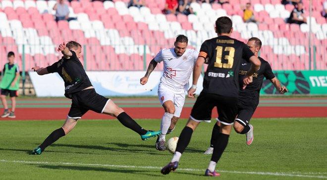СК Дніпро-1 піднявся в УПЛ, перемога Волині над Колосом визначила тріумфатора Першої ліги