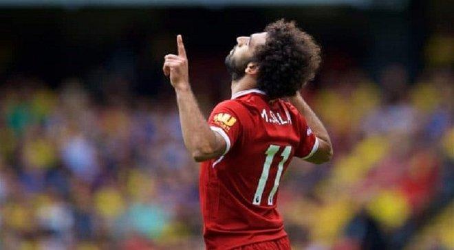 Ніколи не здавайся, – Салах підбадьорив партнерів перед матчем проти Барселони