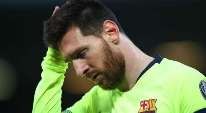 """Ливерпуль – Барселона: у Месси случился неприятный инцидент с болельщиками """"блаугранас"""" в аэропорту"""