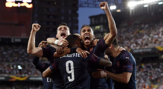 Валенсія – Арсенал:  онлайн-трансляція матчу-відповіді 1/2 фіналу Ліги Європи – як це було