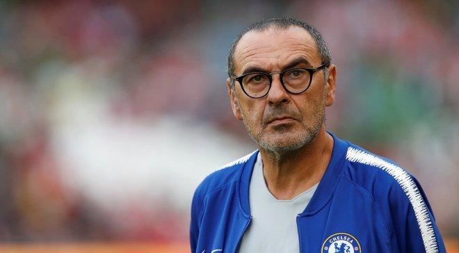 Сарри – первый итальянский тренер в финале Лиги Европы