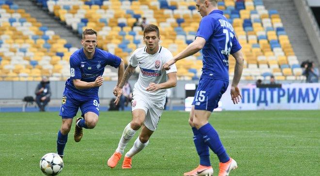 Шикарный гол Силаса в дополнительное время, который лишил киевлян победы, в видеообзоре матча Динамо – Заря – 1:1