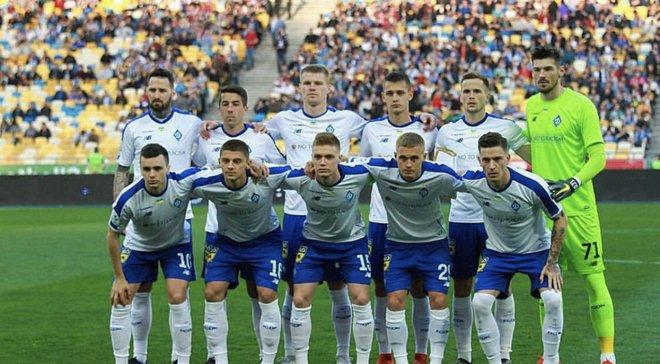 Динамо планує зіграти в новій формі вже наприкінці сезону 2018/19