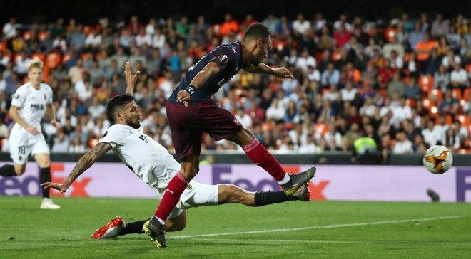 Обамеянг став гравцем тижня у Лізі Європи