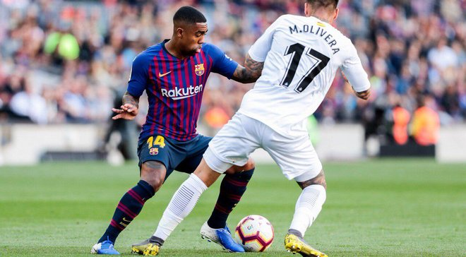 Барселона в унылом матче одолела Хетафе