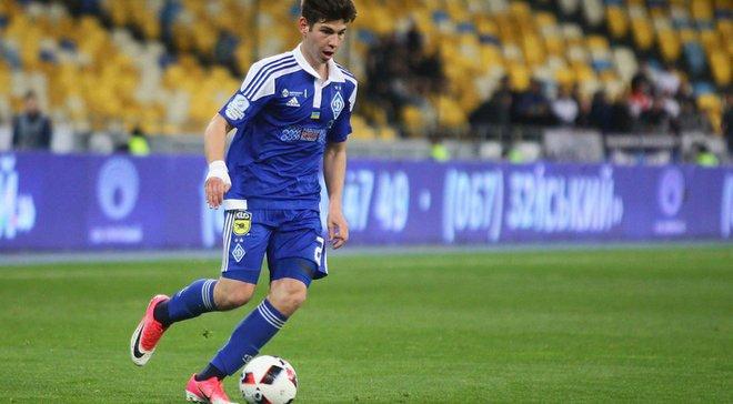 Защитник Динамо Кравченко: Если попадаешь в первую команду, надо играть на должном уровне