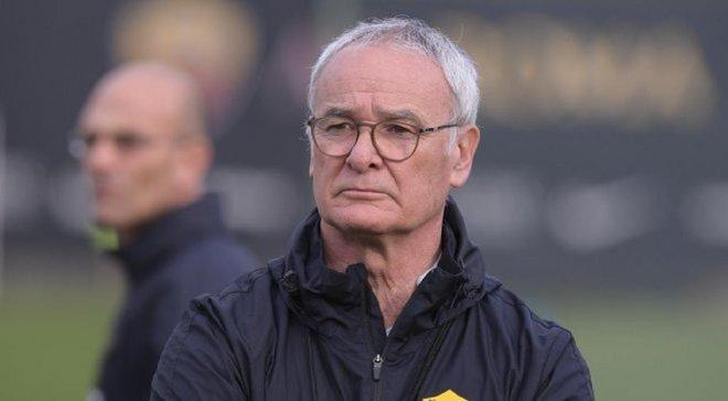 Раньери однозначно рассказал, останется главным тренером Ромы