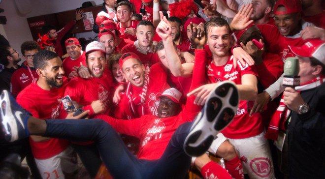 Брест стал вторым новичком Лиги 1