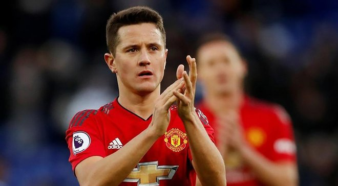 Еррера офіційно залишив Манчестер Юнайтед
