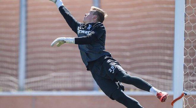 Не только Реал – Лунин уже имеет еще один вариант продолжения карьеры в Испании