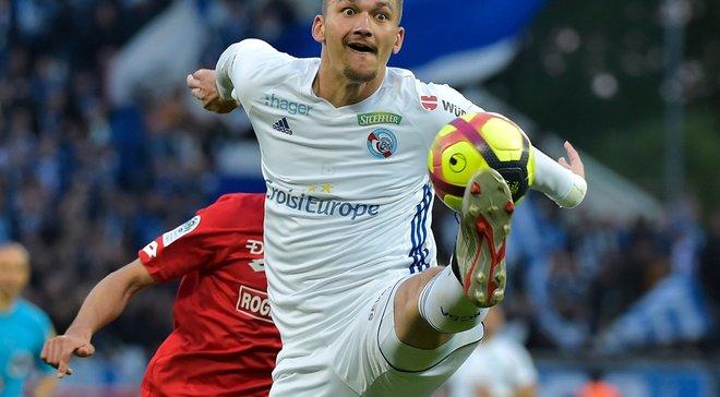 Монако снова рискует вылететь из Лиги 1, Дижон одержал героическую победу над Страсбуром