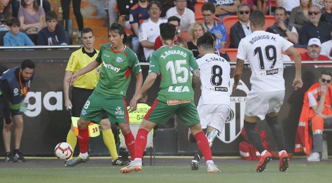 Лунін із Леганесом поступився Еспаньйолу, Атлетік переміг Сельту: 37-й тур Прімери, матчі неділі