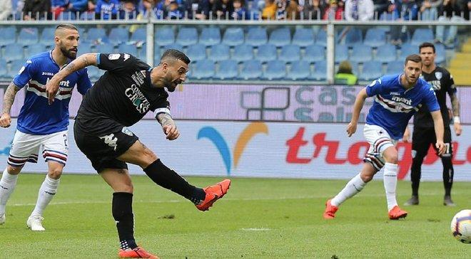 Наполи не без проблем одолел СПАЛ, Сампдория уступила Эмполи: 36-й тур Серии А, матчи воскресенья