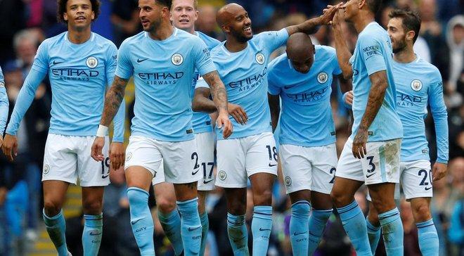 Размер бонусов для игроков Манчестер Сити увеличится на 25 процентов