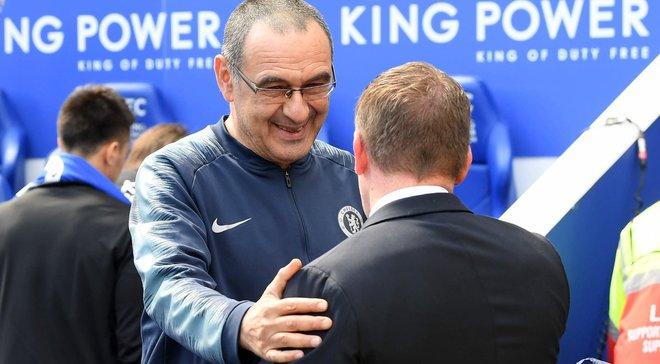Сарри прокомментировал слухи об отставке и подытожил сезон для Челси