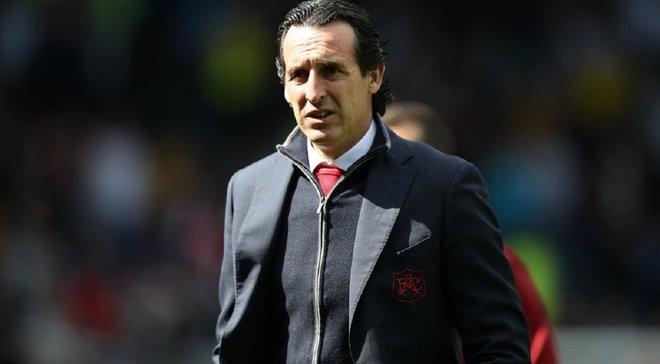 Емері: Арсенал не зміг досягти своєї мети в АПЛ