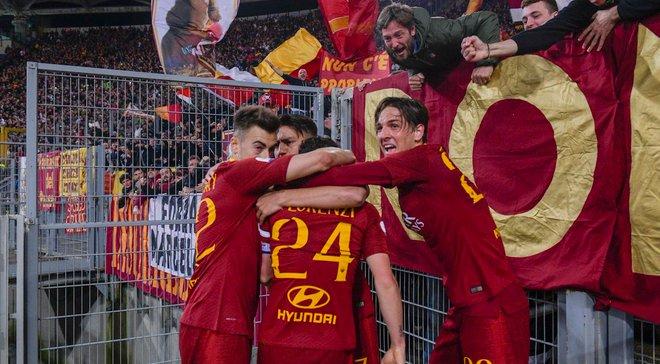 Рома у рідних стінах перемогла Ювентус, закрутивши інтригу в боротьбі за Лігу чемпіонів