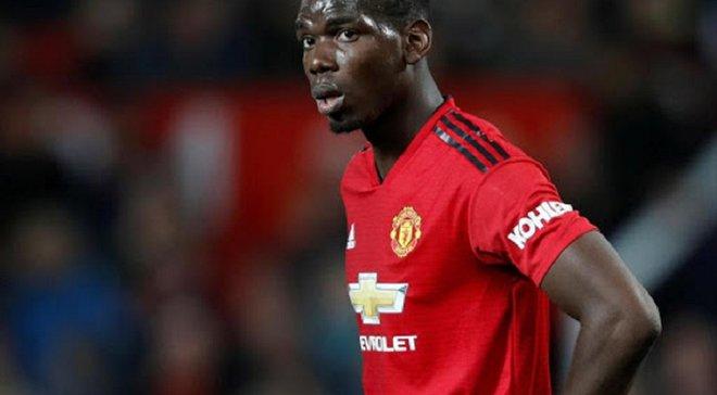 """""""Ср*ний виродок"""", – фанати Манчестер Юнайтед ображали Погба після матчу з Кардіффом"""