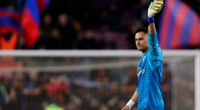 Реал сообщил Навасу, что не рассчитывает на него в сезоне 2019/20 – возможный шанс для Лунина