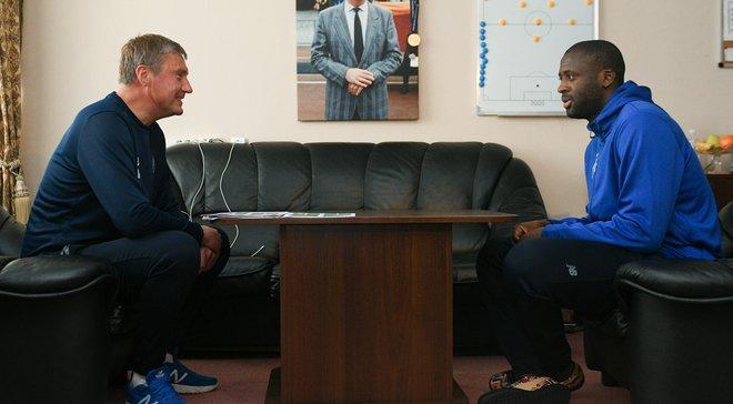 Яя Туре: Пограти рік-два за Динамо – не проблема