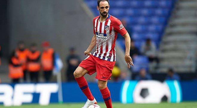 Хуанфран покине Атлетіко після 8 років у клубі