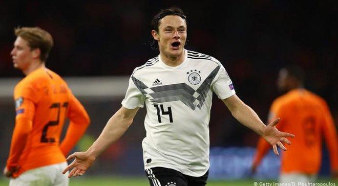 Боруссия Д договорилась о переходе защитника сборной Германии Шульца