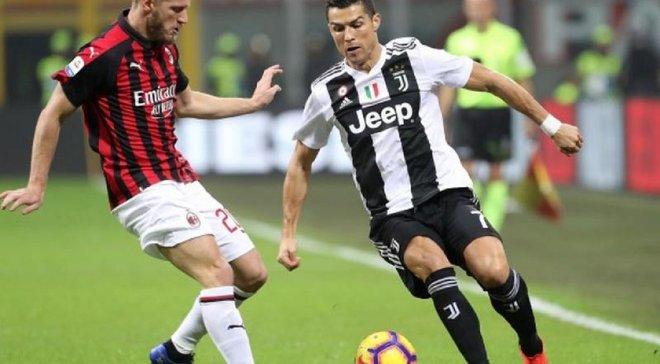 Голова Федерації футболу Італії пропонує ввести плей-офф в Серії А