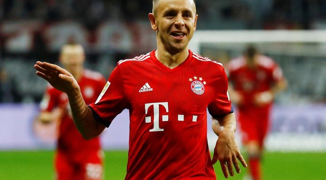 Рафінья офіційно оголосив, що покине Баварію після закінчення сезону