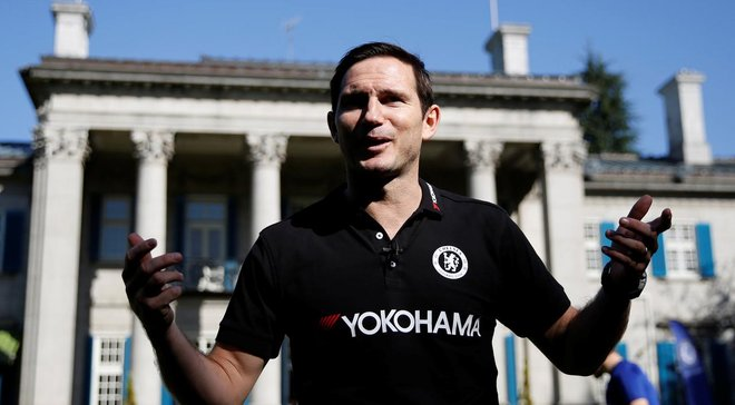 Лемпард замінить Саррі в Челсі, – Sport Mediaset