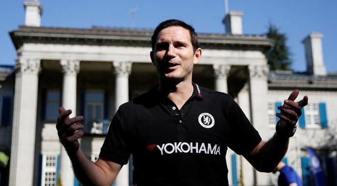 Лэмпард заменит Сарри в Челси, – Sport Mediaset