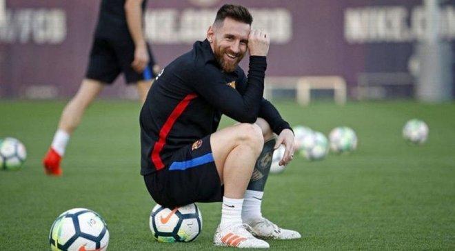 Тренування очима Мессі: Барселона опублікувала вражаюче відео, прикріпивши камеру на аргентинця