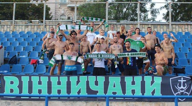 Фанати Ниви В накинулись на арбітра після матчу проти Полісся – відео нападу